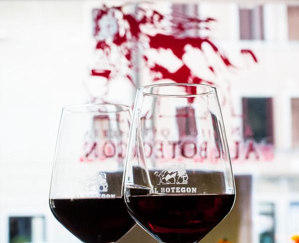 Degustazione vino a Treviso