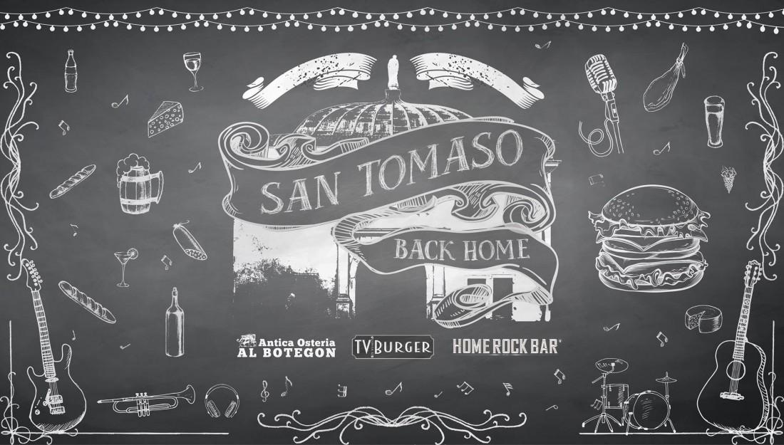 San Tomaso Back Home 2016