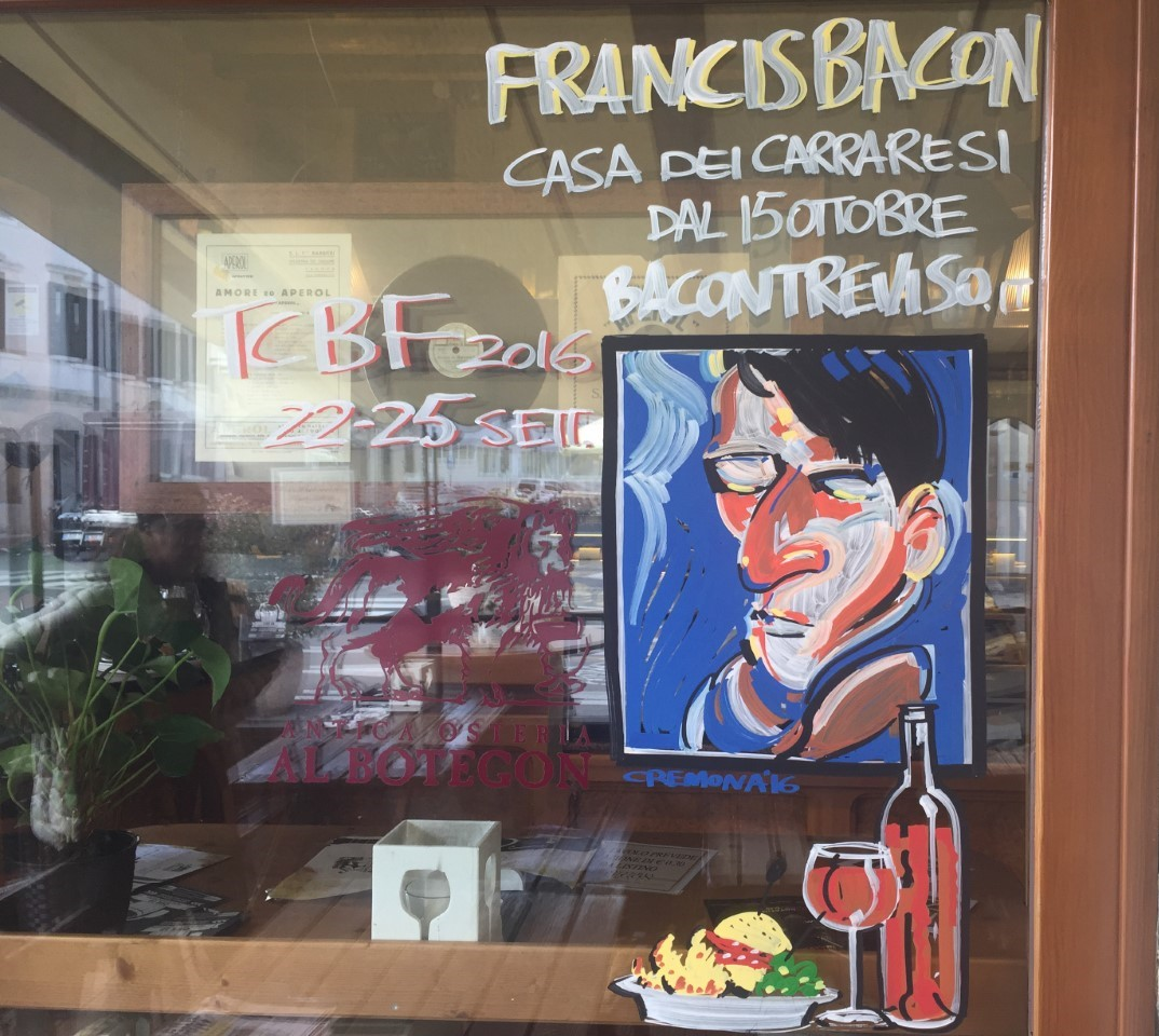 Mostra francis bacon a treviso for Mostra treviso
