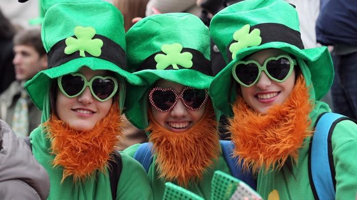 fiera d'Irlanda a Treviso